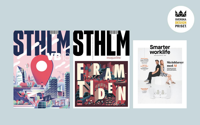 OTW Svenska Designpriset 2019