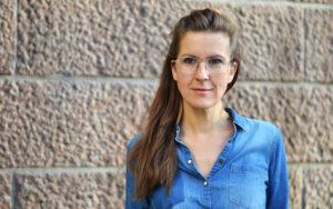 Evelina Stucki, konceptchef på OTW